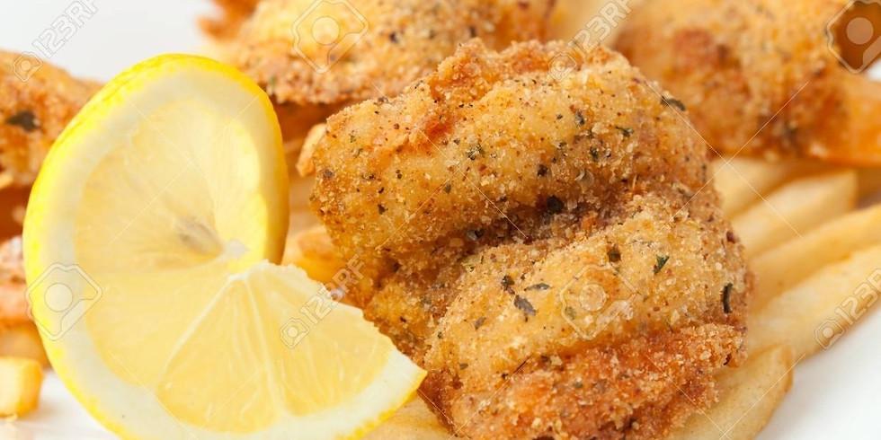 🍤 Shrimp Basket Saturday