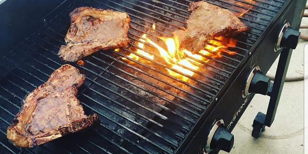 Saturday Steak 🥩 Service