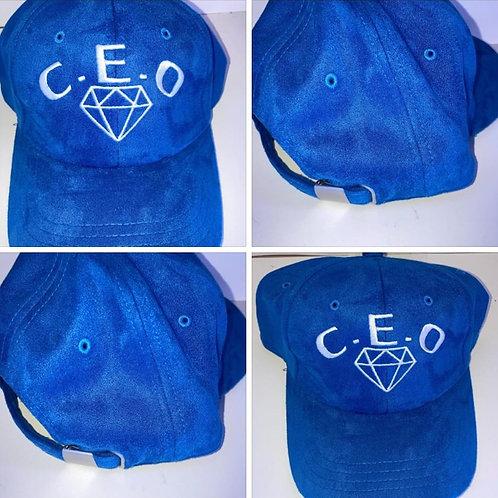 Suede nipsey blue C.E.O