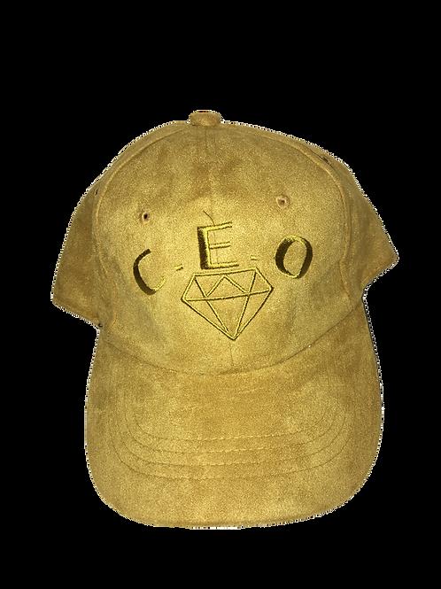 Suede mustard CEO DRIP