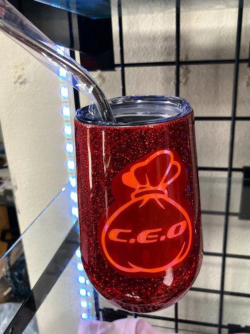 C.e.o 22 oz tumbler cups