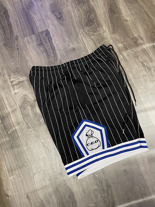 Authentic NBA jersey shorts by C.E.O