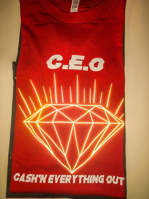 C.E.O (reflector diamond bling)