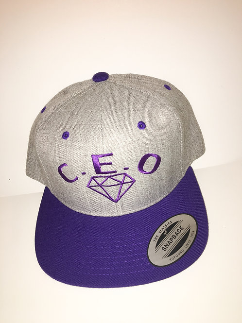 Lakers purple & gray