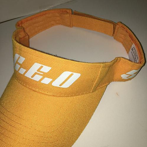 C.E.O summer visor hat