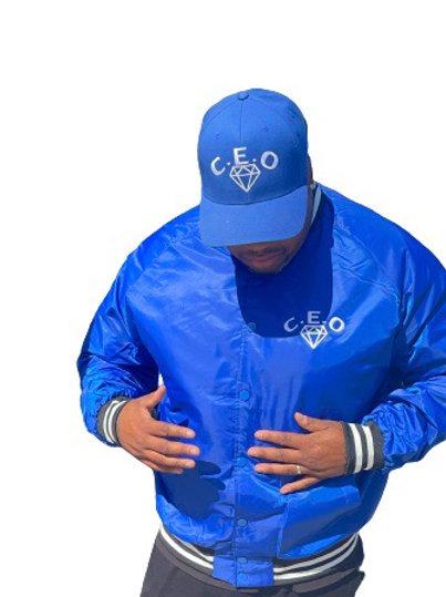 C.E.O varsity jacket