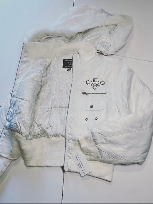 C.E.O puffer ladies jacket