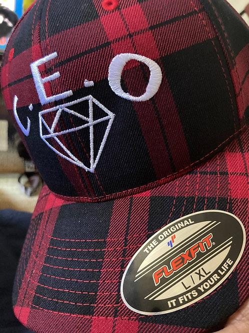 Lumber jack hat (biggie smalls edition )