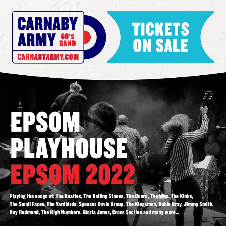 Epsom Playhouse, 9 September 2022