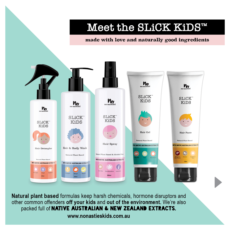 Slick Kids Sales Presenter