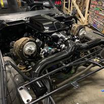 Custom turbo