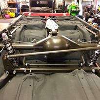 TCI Subframe, Ridetech Coil Over