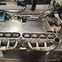 Custom turbo headers