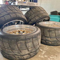 Nitto NT01 Tires