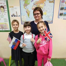английский язык для детей кострома