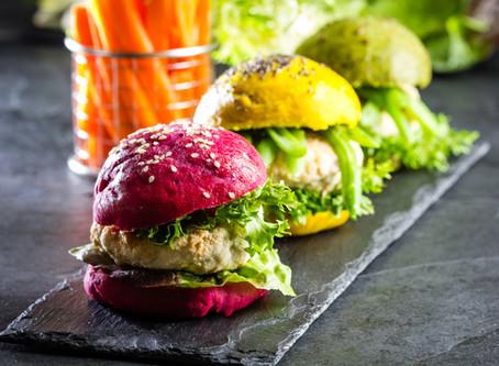 Top 5 des colorants naturels à utiliser pour pimper vos burgers !