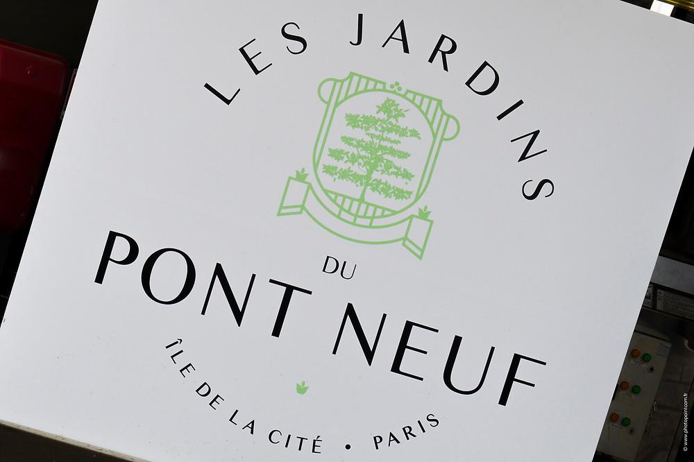 traiteur ll concept Les Jardins du Pont Neuf