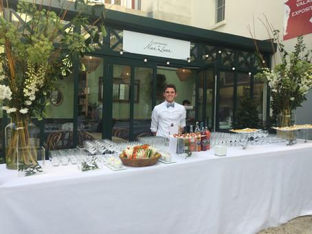 Evènement 3 | Cocktail bohème-chic pour le lancement d'un parfum sur les hauteurs de Montmartre