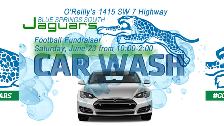 Fundraising Car Wash