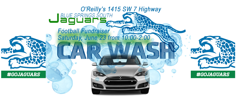 Jags Car Wash 2018