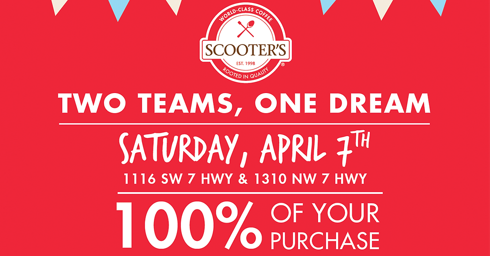 Scooter's Fundraiser 2018