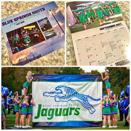 Grab Your Jags Football Calendar Today!