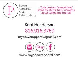 MyPowerApparel.com