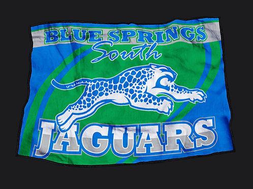 BLUE SPRINGS SOUTH JAGUARS Blanket