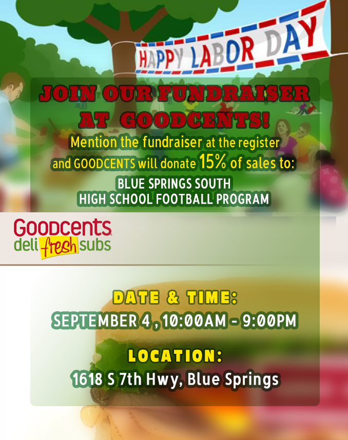 Goodcents Fundraiser