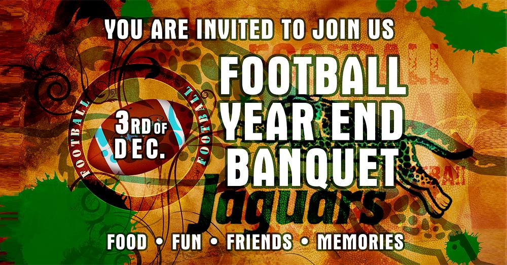 Jags Football Banquet
