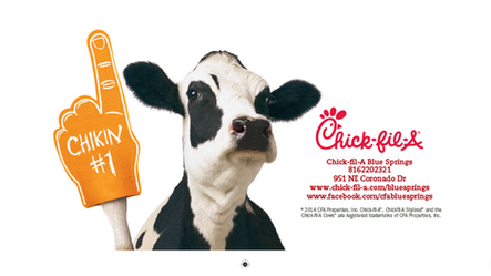 Jags Night Out at Chick-Fil-A Next Weekend!