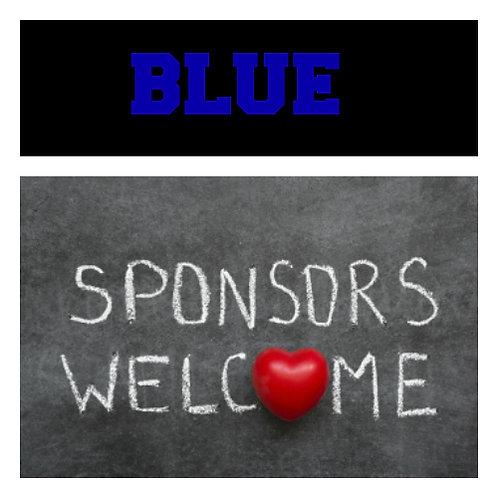 Blue Sponsor