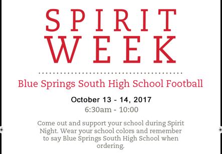 Spirit Week at Chick-Fil-A