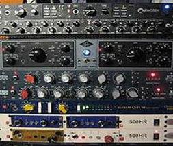 High tech recording equipment
