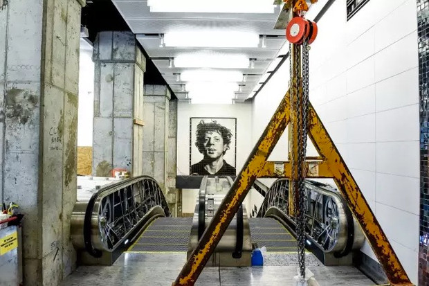News: 纽约地铁修建百年 耗资45亿美元打造地下美术馆