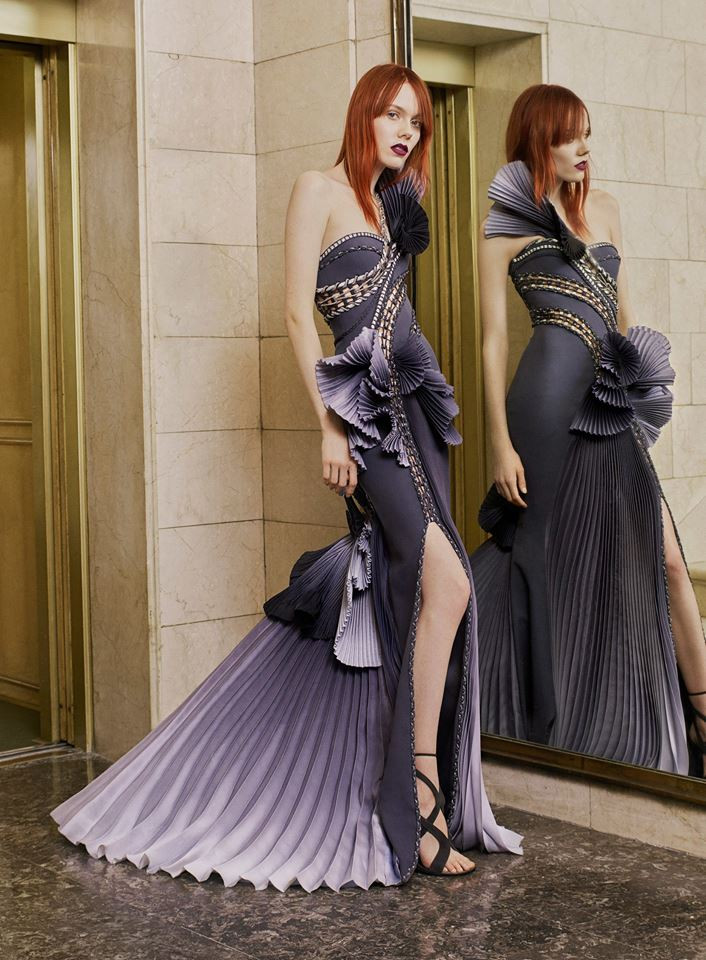 Atelier Versace Haute Couture SS17