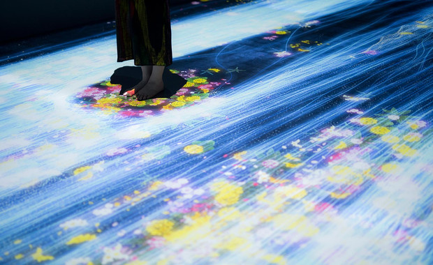 News: TeamLab adds another dimension to Pace Gallery