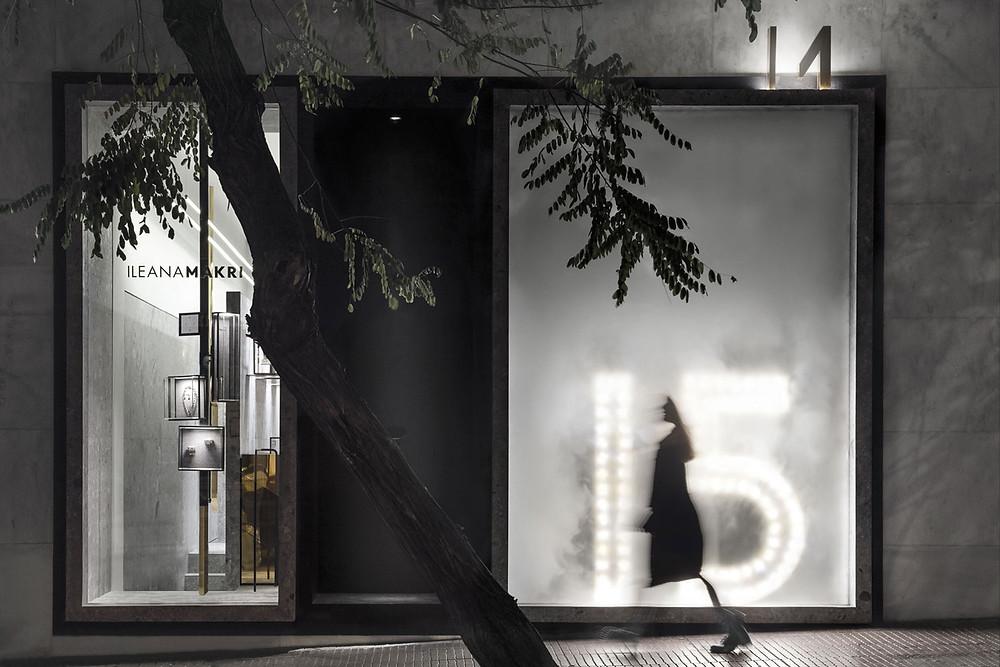 Ileana Makri Jewellery Store by Kois Associated Architects