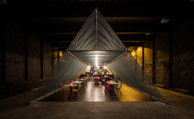 News: The second location of the Xiringuito concept launches inside an old warehouse in Liverpool.