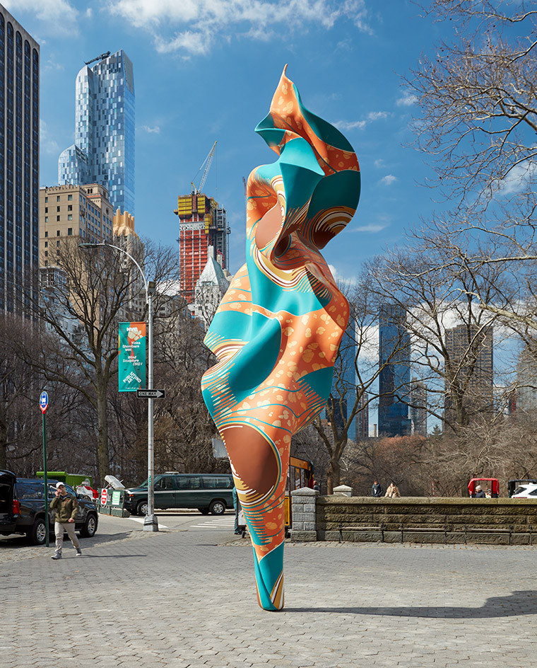 Wind Sculpture (SG) I , by Yinka Shonibare, New York, US