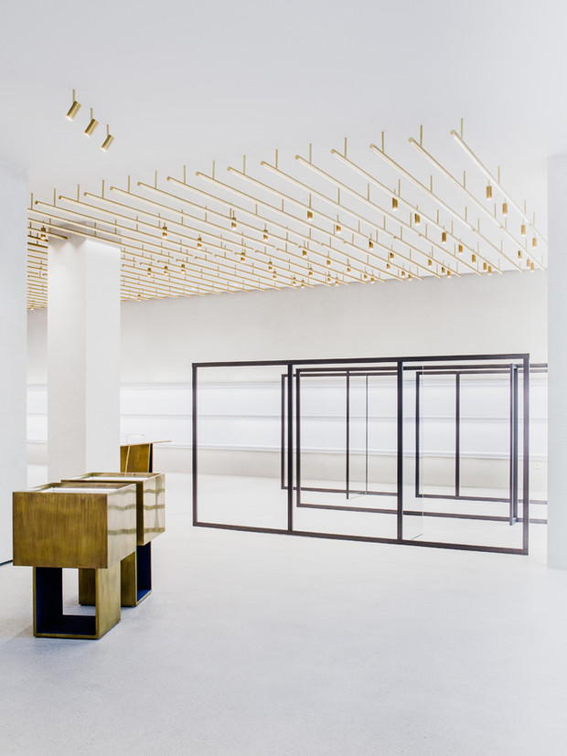 Design: Jil Sander Flagship in Berlin