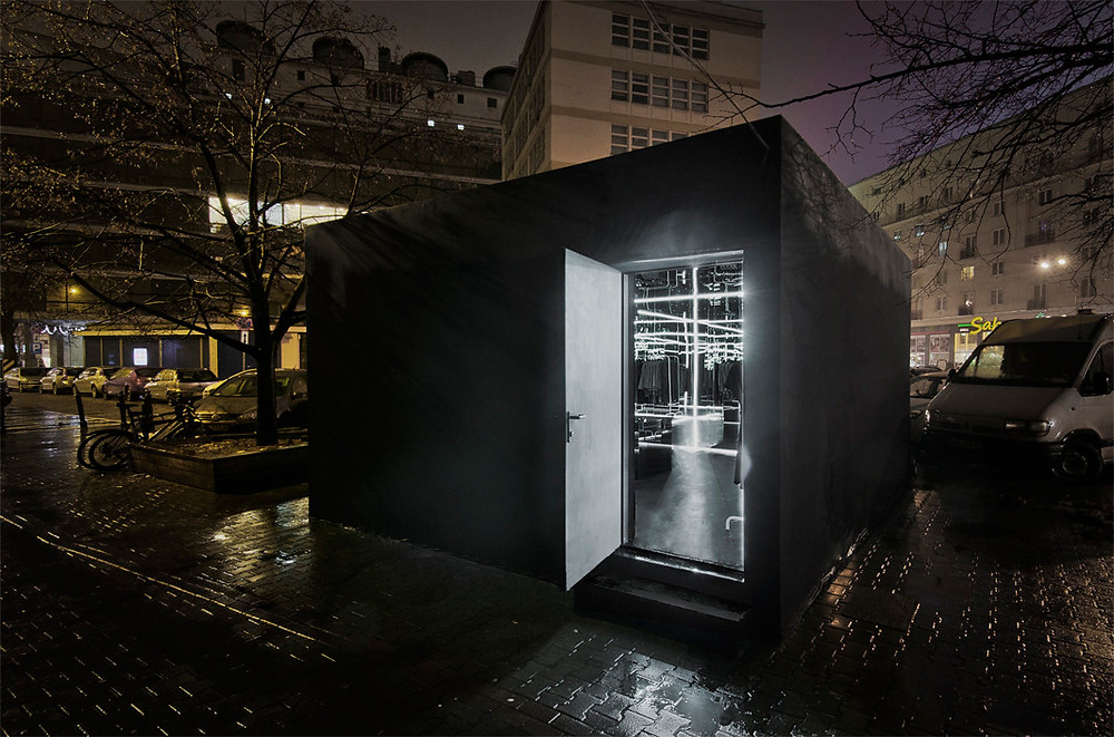 Zuo Corp by Super Super and Inside/Outside in Warsaw