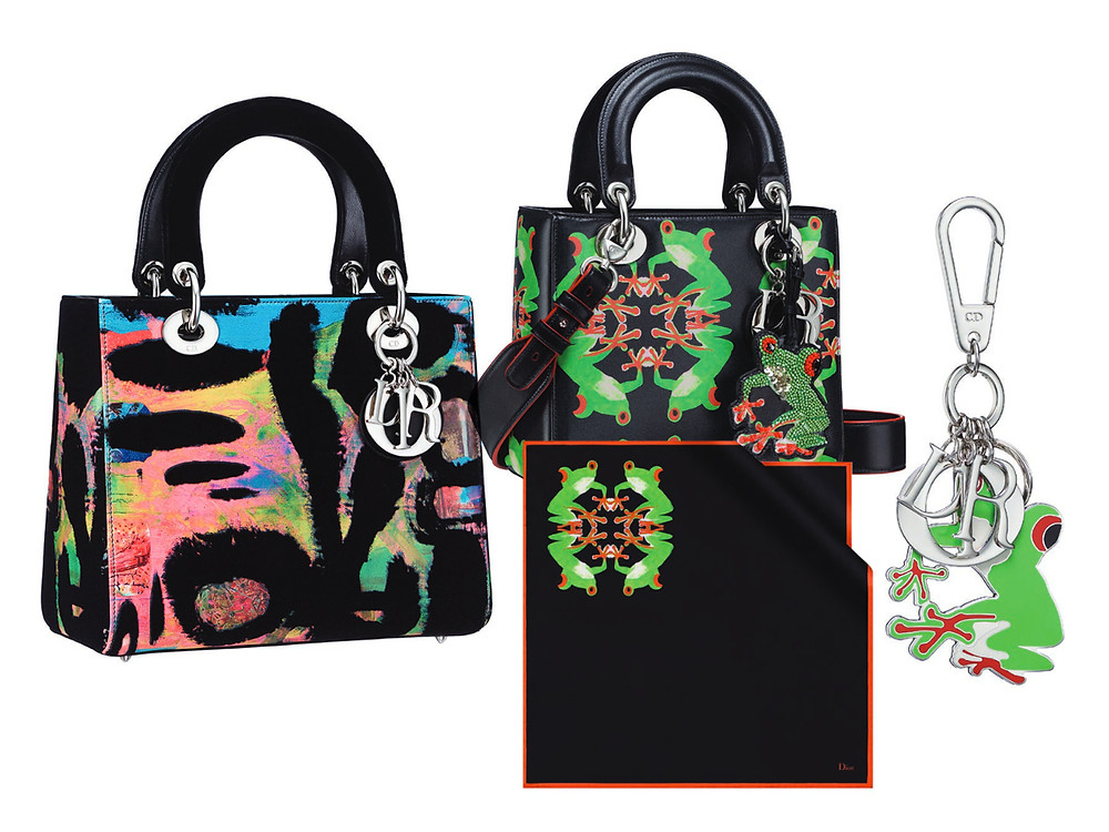 Dior Limited Edition #DiorLadyArt Collection