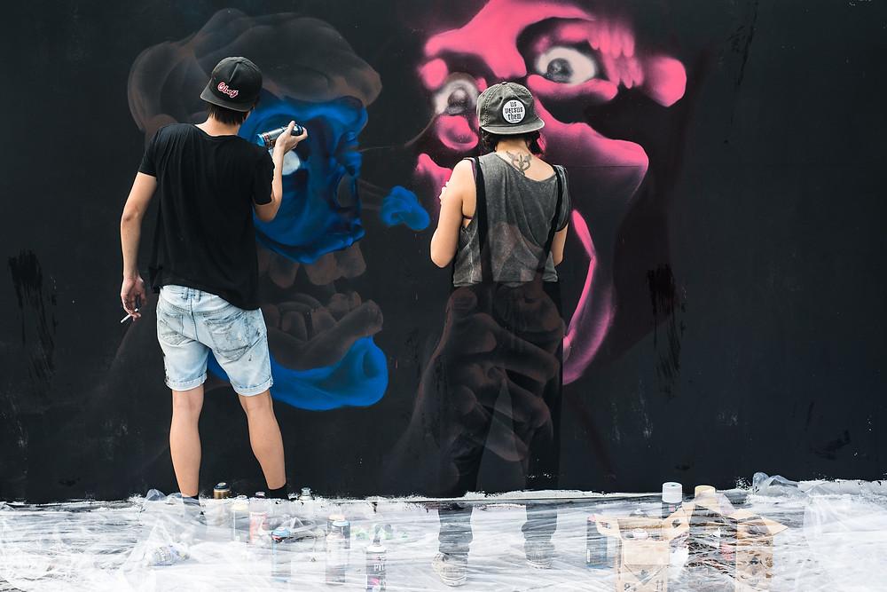 Aliwal Urban Art Festival