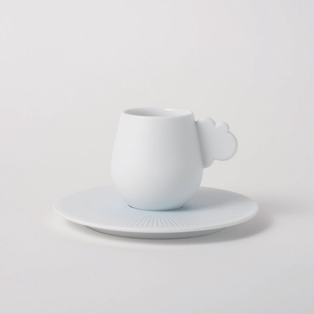 New Launch: Cloud Espresso Cup  & Saucer