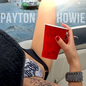 """Payton Howie releases her newest single, """"Never go home"""""""