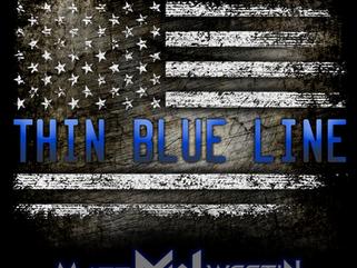 "Matt Westin Is Triumphant On ""Thin Blue Line"""
