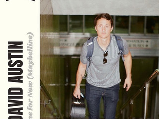 """David Austin reveals the lonely lifestyle of a touring musician in single, """"Alone For Now."""""""