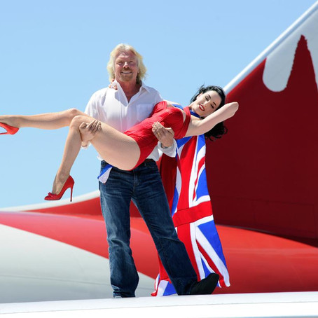 Richard Branson helps Spread Some Sunshine!
