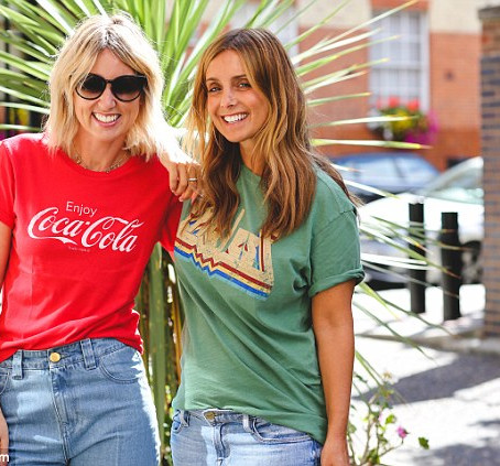 Louise Redknapp helps Spread Some Sunshine!